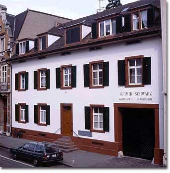 Gebäude | Schmid Schwarz AG